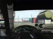 Watch free video Grand Theft Auto V Drifting