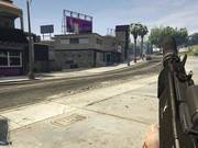 Watch free video Grand Theft Auto V PC First Person