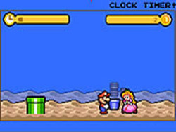 Mario Water Boy game