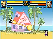 Dragonball Z Tribute game