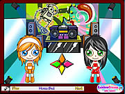 Juega al juego gratis Perfect Dancer