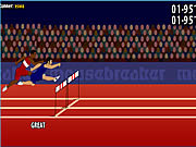 110m Hurdles Game game
