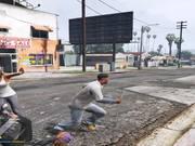 Watch free video GTA V - Gang War Mod: Ballas vs. Families