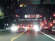 Mira el vídeo gratis de Cars at Night