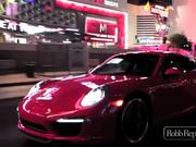 Strictly reserved: Porsche 911 Carrera