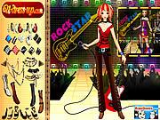 Rockstar DressUp 2 game