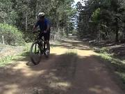 Watch free video Jimna State Forest - MTB Trail Riding