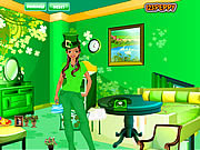 St. Patricks Day Room Decor لعبة