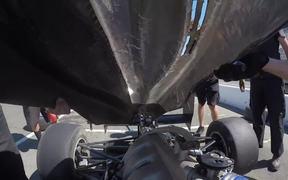 Watch free video Battle on Restart - Formula 3 - Sonoma Raceway