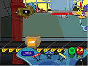 Acme Rocket Factory game