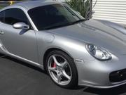 2006 Porsche Cayman S in Arctic Silver For Sale
