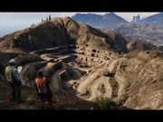 Watch free video Grand Theft Auto V - Announcement Trailer