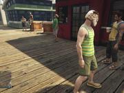 Mira dibujos animados gratis Grand Theft Auto V - Steady Cam Test