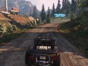 Grand Theft Auto V - Mountain Drift