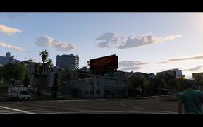 Watch free video GTA V - TIMELAPSE