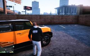 Watch free video Grand Theft Auto V: Details and gameplay