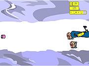 Spongeboarding game