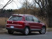 Watch free video 2014 VW Tiguan Test drive