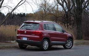 Watch free video 2014 VW Tiguan Test drive