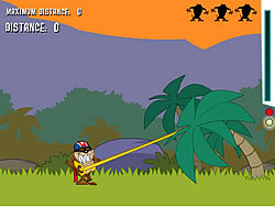 Taz's Jungle Jump game