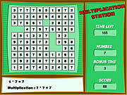 Multiplication Station game