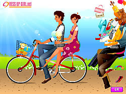 Romantic Day Out game