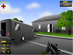 Shooter Airport Ops game