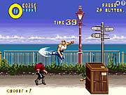 เล่นเกมฟรี Karate Blazers