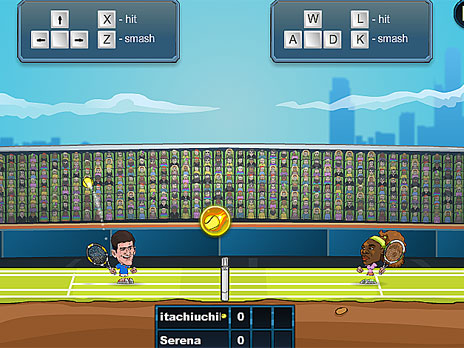 Tennis Legends 2016 game