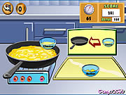 Cooking Show: Cheese Omelette game