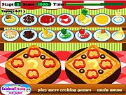 Pizzalicious game