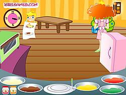 Kitchen Mania game
