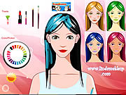 Girl Make Up 2 game