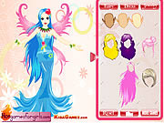 Sweet fairy Dressup game