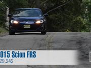 Watch free video 2015 Scion FRS Boston Herald review