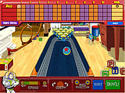 Toy Story - Bowl-o-Rama game
