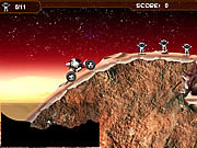 Mars Buggy game