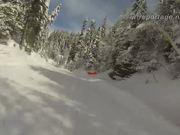 Mira dibujos animados gratis Jungfrau slopes