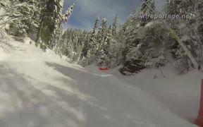 Watch free video Jungfrau slopes