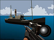 Foxy Sniper - Pirate Shootout spel