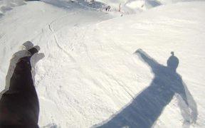 Watch free video Compilation of my snowboard crashes - Edition 2011