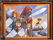 Sort My Tiles Thundercats