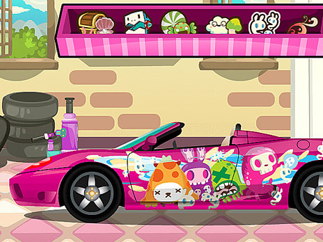 My Party Car Mobile game
