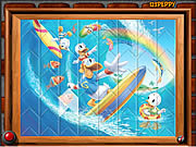 Sort My Tiles Duck Tales لعبة