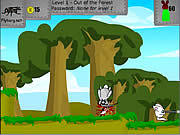Juega al juego gratis Bunny vs. World