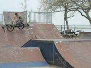 Watch free video Paul Barnum back on the bike