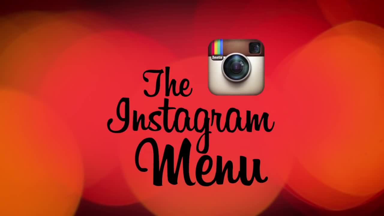 Watch free video Comodo NYC Video: The Instagram Menu