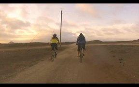 Watch free video Ruta Los Vilos Bike