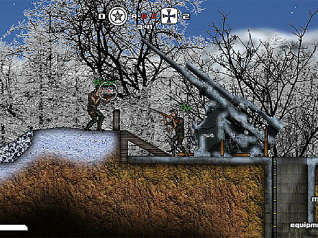 War Heroes France 1944 game