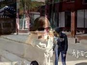 Watch free video Bike trip to old palace in Seoul, Korea
